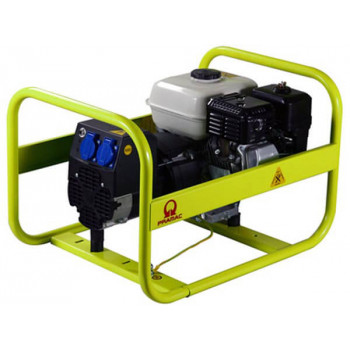 Генератор бензиновый Pramac E8000t