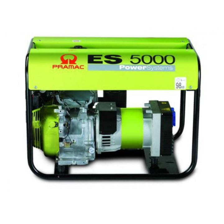 Генератор бензиновый Pramac ES5000