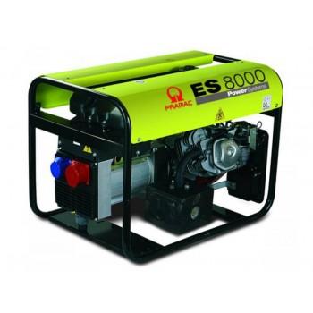 Генератор бензиновый Pramac ES8000