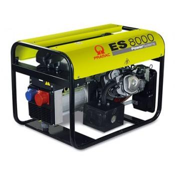 Генератор бензиновый Pramac ES8000t
