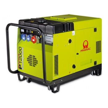 Генератор бензиновый Pramac P12000ta