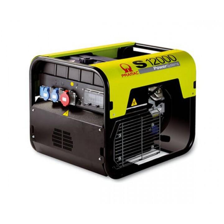 Генератор бензиновый Pramac S12000ta