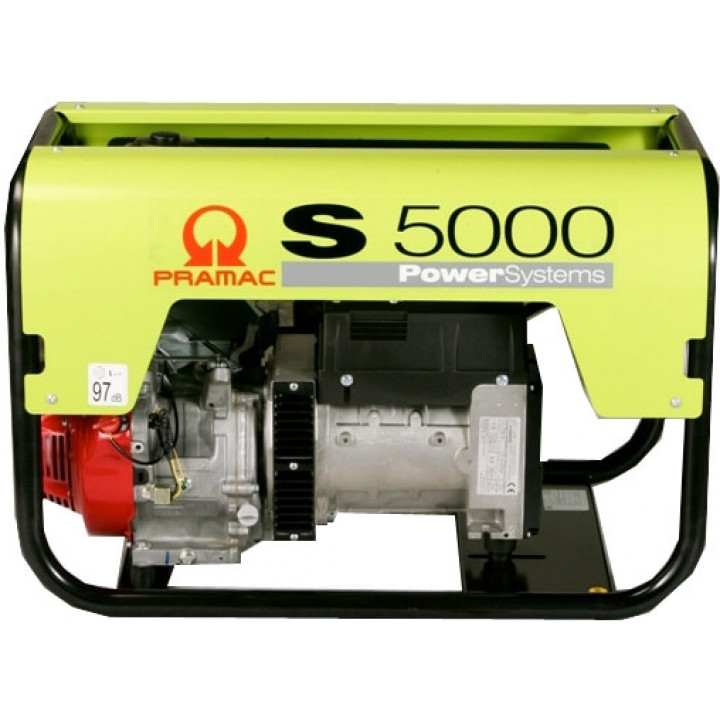 Генератор бензиновый Pramac S5000