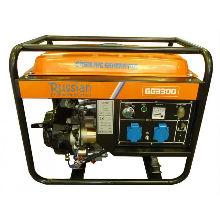 Генератор бензиновый REG GG3300