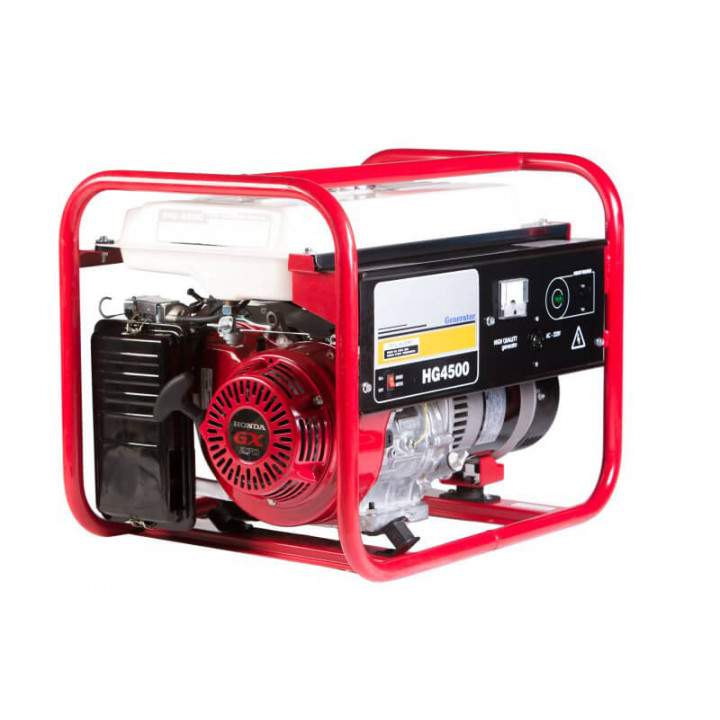Генератор бензиновый REG HG4500(SE)