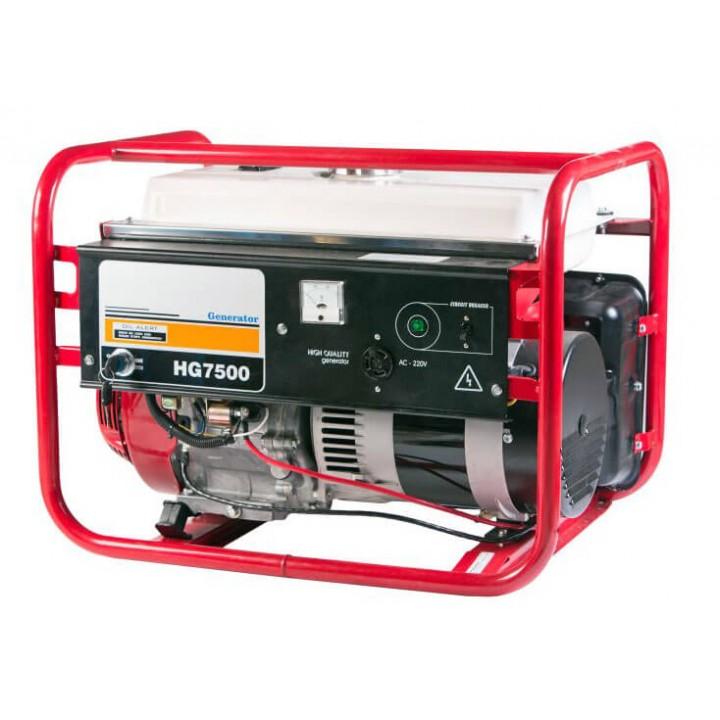 Генератор бензиновый REG HG7500