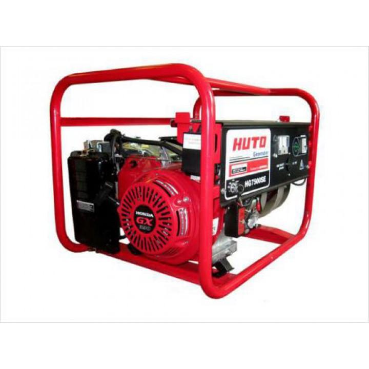 Генератор бензиновый REG HG7500(SE)