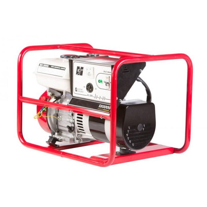 Генератор бензиновый REG SH3000