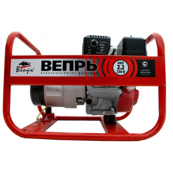 Генератор бензиновый Вепрь АБП 2,2-230 ВХ