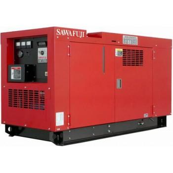 Генератор дизельный Elemax SHT25D