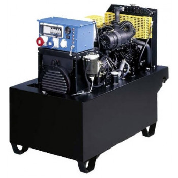 Генератор дизельный Geko 11010E-S/MEDA+BLC