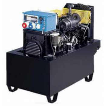 Генератор дизельный Geko 15010E-S/MEDA+BLC