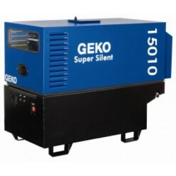 Генератор дизельный Geko 15010E-S/MEDA+BLC ss