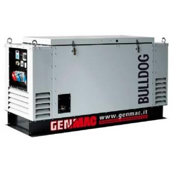 Генератор дизельный Genmac Bulldog G15 LSM