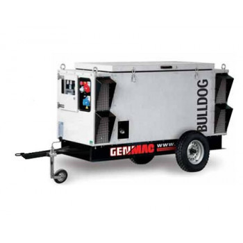 Генератор дизельный Genmac Bulldog G20LSM