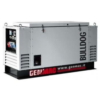 Генератор дизельный Genmac Bulldog RG 15LSM