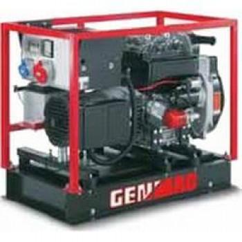 Генератор дизельный Genmac Combiplus 13100LE