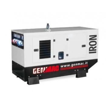 Генератор дизельный Genmac Iron G40DSM