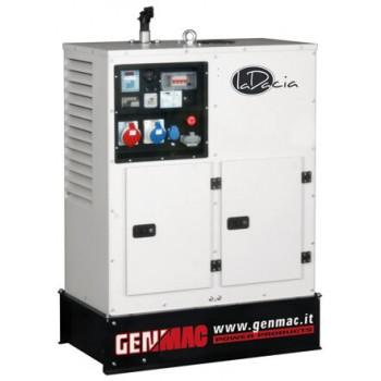 Генератор дизельный Genmac Living RG9000LSM