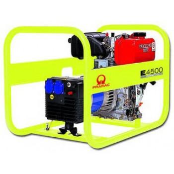 Генератор дизельный Pramac E4500