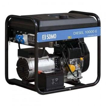 Генератор дизельный SDMO Diesel 10000 E