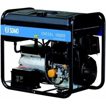 Генератор дизельный SDMO Diesel 10000 E R05