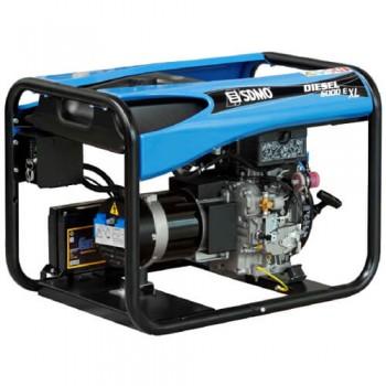 Генератор дизельный SDMO Diesel 10000 E XL