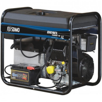 Генератор дизельный SDMO Diesel 15000 TE