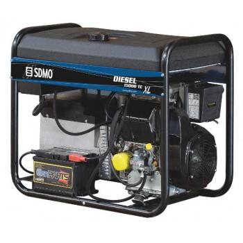 Генератор дизельный SDMO Diesel 15000TE XL