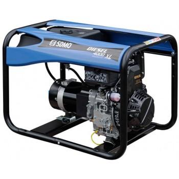 Генератор дизельный SDMO Diesel 4000 XL