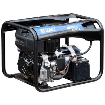 Генератор дизельный SDMO Diesel 6000 E
