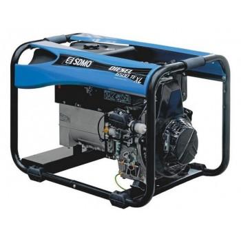 Генератор дизельный SDMO Diesel 6500 TE
