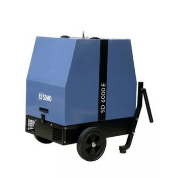 Генератор дизельный SDMO SD 6000 E