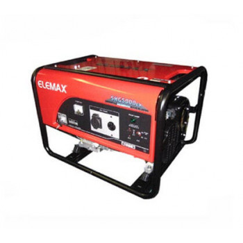Генератор газовый Elemax SHG5000EX