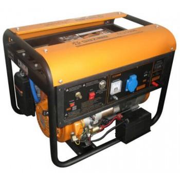 Генератор газовый GazLux CC5000B