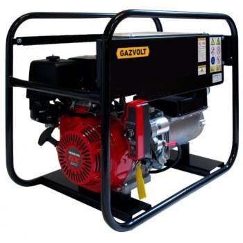 Генератор газовый Gazvolt Pro 6250 A 07