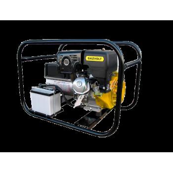 Генератор газовый Gazvolt Standard 6250 A SE 01