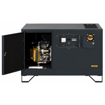 Генератор газовый Gazvolt Standard 6250 Neva 01