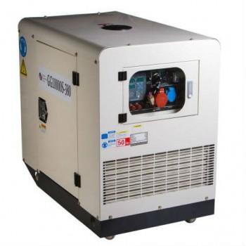 Генератор газовый REG GG10000-380