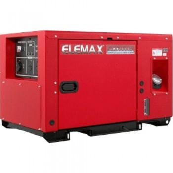 Генератор инверторный Elemax SHX8000Di