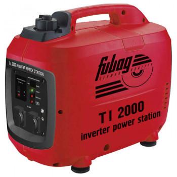 Генератор инверторный Fubag TI 2000