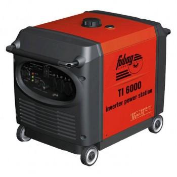 Генератор инверторный Fubag TI 6000