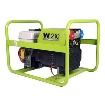 Генератор бензиновый сварочный Pramac HGW210