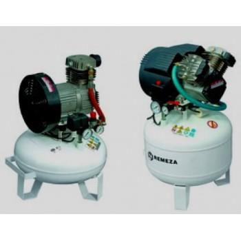 Безмасляный медицинский компрессор Remeza СБ4-50.VS204Д