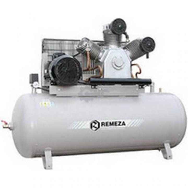 Безмасляный компрессор с ременным приводом Remeza СБ4/Ф270.OL55II