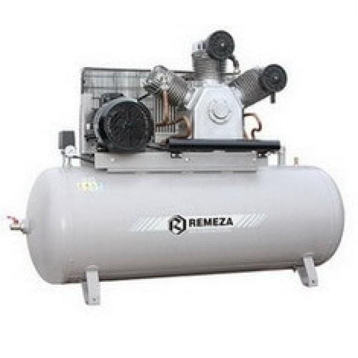 Безмасляный компрессор с ременным приводом Remeza СБ4/Ф-270.OL75