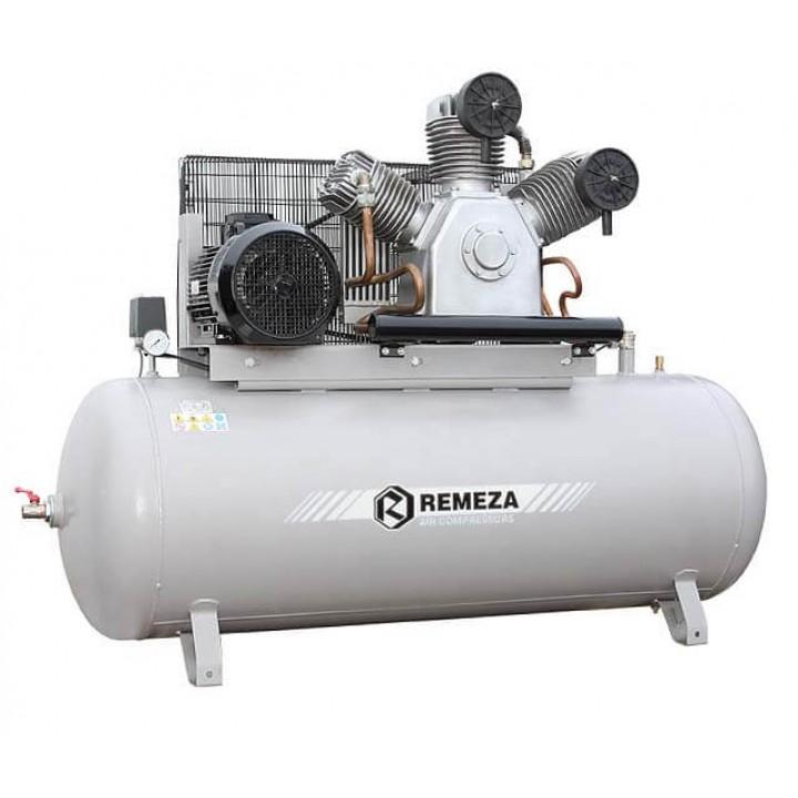 Безмасляный компрессор с ременным приводом Remeza СБ4/Ф-500.OL150II