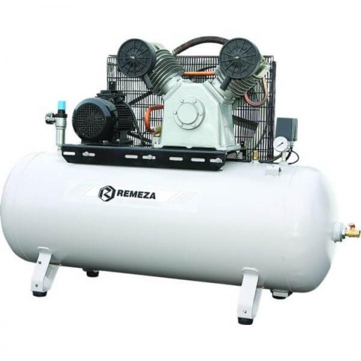 Безмасляный компрессор с ременным приводом Remeza СБ4/С-50.OL15
