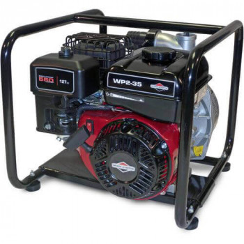 Бензиновая мотопомпа Briggs&Stratton WP2-35