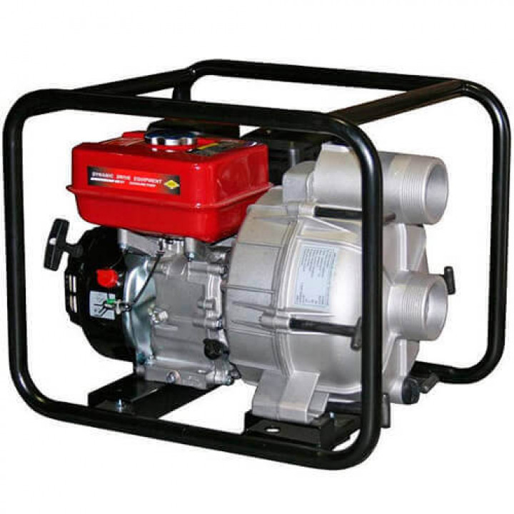 Бензиновая мотопомпа DDE PTR80